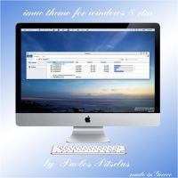 imac theme for Windows 8 RTM 32bit by ZEUSosX