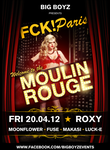 FCK Paris - Moulin Rouge by lodzi