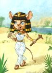 Gadget from Ancient Egypt by NightCatty