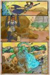 The Traveler Page 4 Colour by DerekDwyer