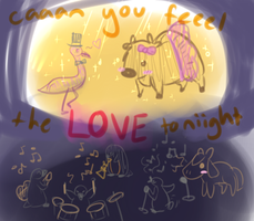 can u feel.... by Freckled-Kat