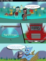 Under the Magical Dome [Comic] by Knadow-the-Hechidna