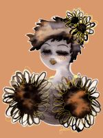 Black Eyed Susie by fritchie