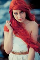 Sille - The Little Mermaid II by afflaf