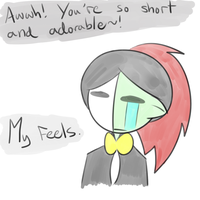 My feels by Nomlakie