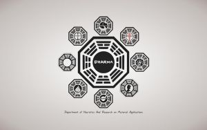 Dharma Initiative Wallpaper by MisterCrankyGeek
