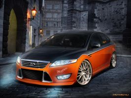 ford Mondeo DuB edition by rookiejeno