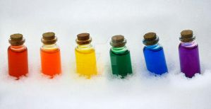 Bottled colours by EmaleeAnne