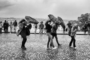 Storm at Montmartre by pavboq