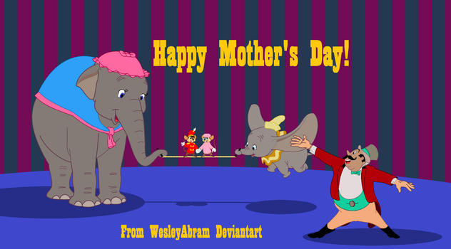 Happy Mother's Day by WesleyAbram