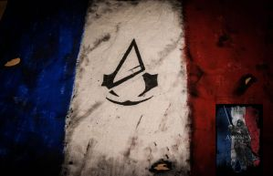 AC UNITY - Flag! by JO-Cosplay