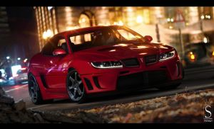 Pontiac GTO by SaphireDesign