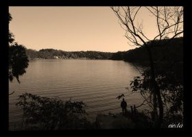 Bayview Right Sepia by dsx001