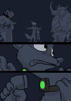 Zootopia Fancomic. Down with tame collars pg 2 by wolfmarian