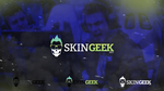 SkinGEEK.net logo by inn21