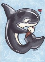 Orca ATC by HollyAnn by KittMouri