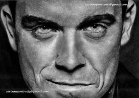 Robbie WILLIAMS by Sadness40