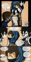 Adventures With Jeff The Killer - PAGE 60 by Sapphiresenthiss