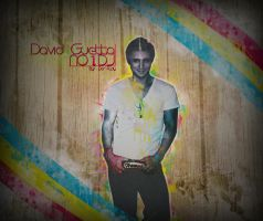 David Guetta by InKDezign