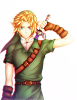 Link by norochan