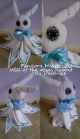 Pandora Hearts - Will of the Abyss Rabbit Plush by Dark-IcePlushies