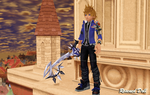 Roxas KH3 [DL] by Rescued-Doll
