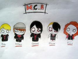 MCR - Pon and Zi style by MusicMayhem399