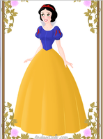 Snow White from Snow White And The Seven Dwarfs by pumba87