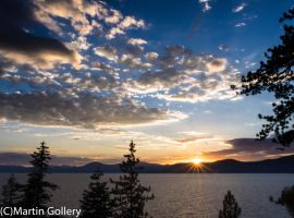 East Shore Sunset20140729-6 by MartinGollery