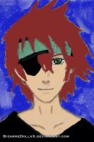 Lavi d gray man by BizarreDollxX