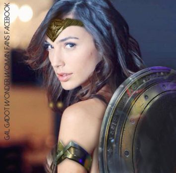 Gal Gadot Wonder Woman Manip by renstar71