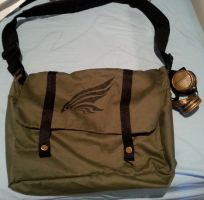 Cosplay- Messenger bag by 6wendybird91