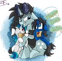happy Father's Day!! by pauriwolf17
