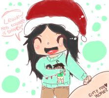 CHRISTMAS GIFTSSSS~! lessdandree by IsisStyles