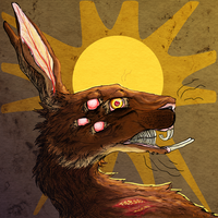 I AM THE SUN by Noyote