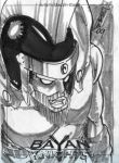BK sketch : Morion by wansworld