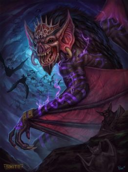 Camazotz Recolor by PTimm