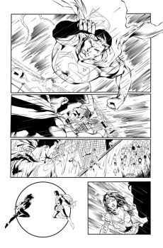 Superman 708 Page 19 by julioferreira