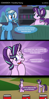 COM - Friendship Hazing (COMIC) by AniRichie-Art
