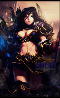 Sivir, the Battle Mistress by Sikk408