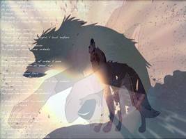 Balto wallpaper by UKthewhitewolf