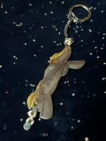 Derpy Whooves Keychain by Busoni
