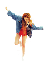 SNSD jessica IGAB PNG by JeedoriFox