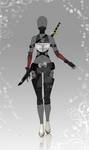 (closed) Auction Adopt - Outfit 362 by CherrysDesigns