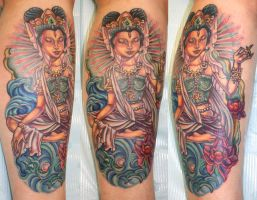 quan yin by BeyondFlesh