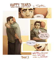 Sterek Comic- Happy Tears 3 by spider999now