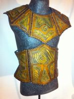 Tribal armor by Feral-Workshop