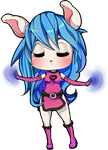 Chibi Collection - Page 17 Hbd__rachel_by_x__lalla__x-d7dajei