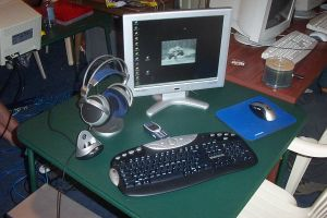 My gaming rig by ximmer