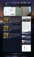 Pistilli Realty Main Website by zblowfish